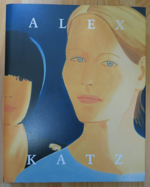 Alex Katz. Buch. An American Way of Seeing. signiert