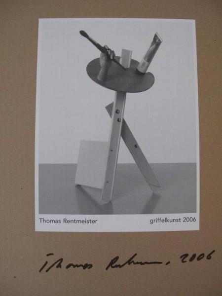 Thomas Rentmeister. ohne Titel, 2005