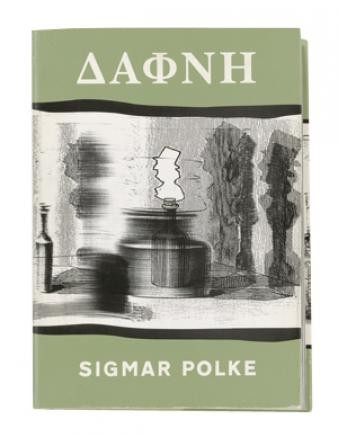 Sigmar Polke: Daphne. Buch, signiert