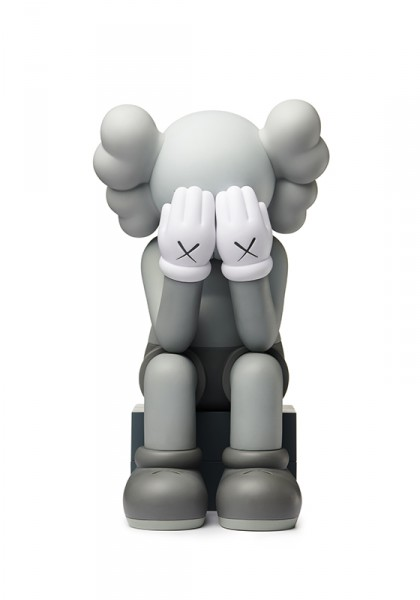 KAWS.Passing Through, 2018 (Grey)