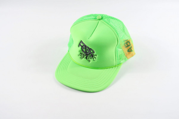 Virgil Abloh MCA FOS Hat - Green, 2019