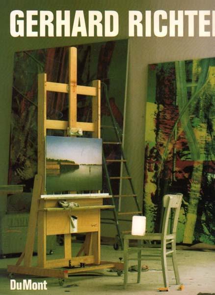 Gerhard Richter.Paintings 1962-1985, 1986.Ausstellungskatlog und Ausstellungsplakat (gefaltet)