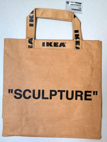 Virgil Abloh. Tasche IKEA Markerad, 2019 (klein)