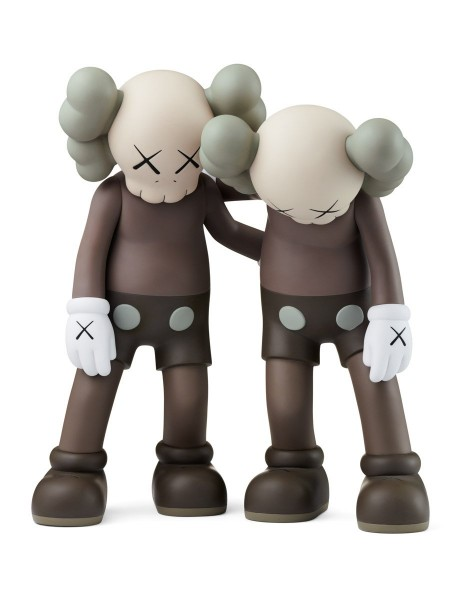 KAWS..ALONG THE WAY, 2019 (Brown)