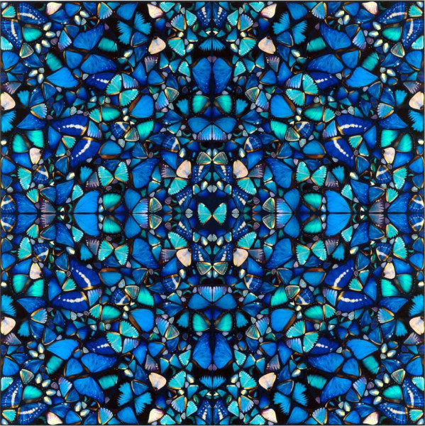 Damien Hirst The Aspects. Grace H6-2, 2019
