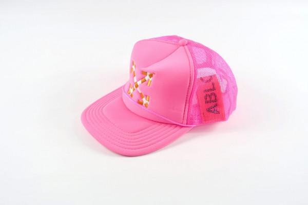 Virgil Abloh MCA Double Arrow Hat - Pink, 2019