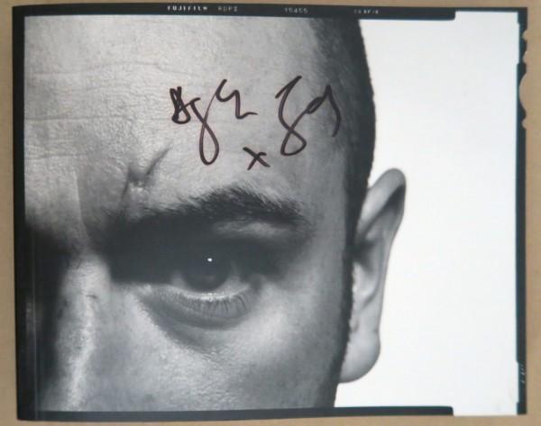 Douglas Gordon. punishment exercise in gothic. Künstlerbuch. signiert