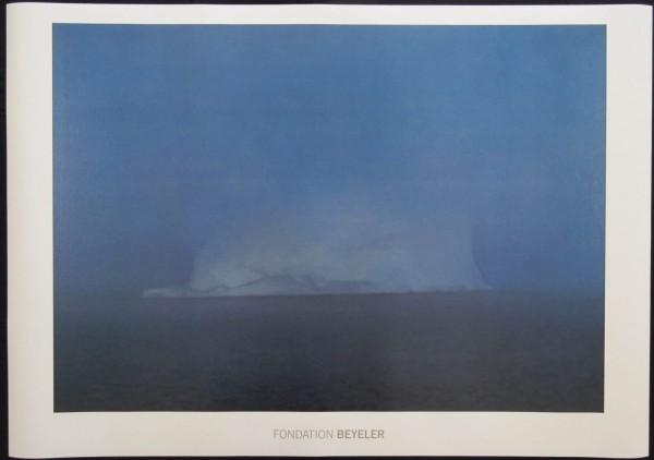 Gerhard Richter. Eisberg. Fondation Beyeler, 2014 Kunstdruck