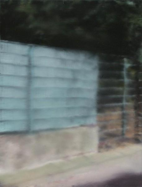 Gerhard Richter. P13 (Fence)
