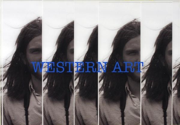 Rosemarie Trockel.Western Art, 2011