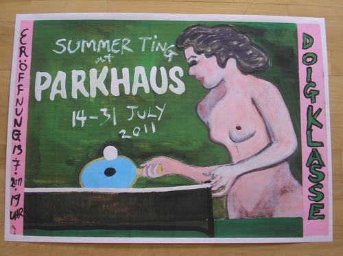Peter Doig. SummerTing, 2011