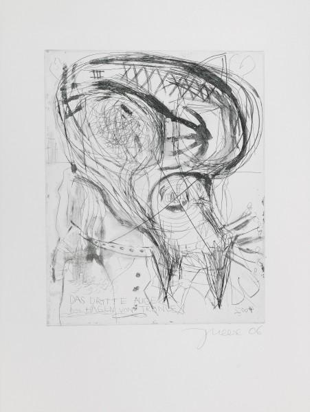 Jonathan Meese. DER HOHLSTE KUNSTHISTORIKER, 2007