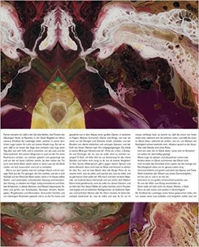 Gerhard Richter. Sindbad. Künstlerbuch, 2010