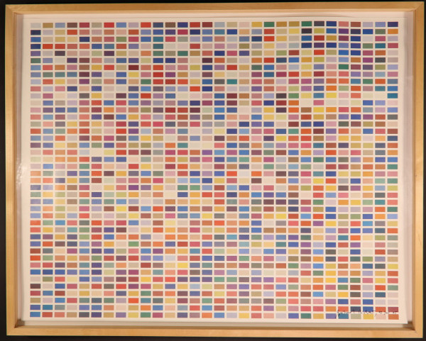 Gerhard Richter. Farbfelder. signiert 2005