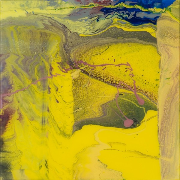 "Gerhard Richter. P5 ""Flow"""