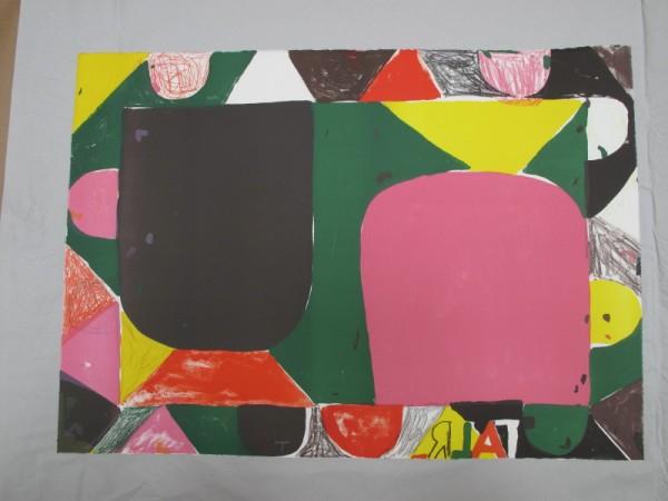 Tal R. ohne Titel, 2006 (E 417)
