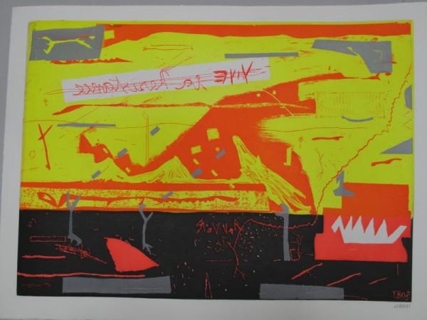 Tjoerg Douglas Beer. Mañana/Resistence, 2006 (A3)