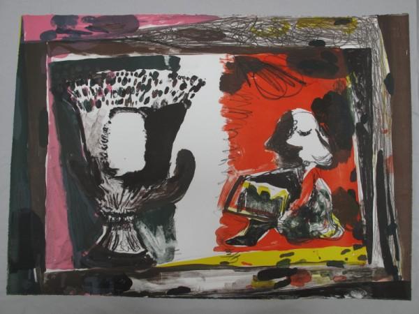 Tal R. ohne Titel, 2006