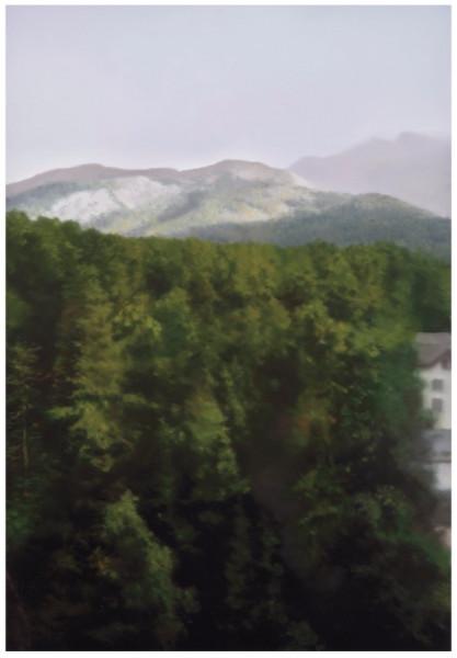 Gerhard Richter. P18 (Waldhaus)