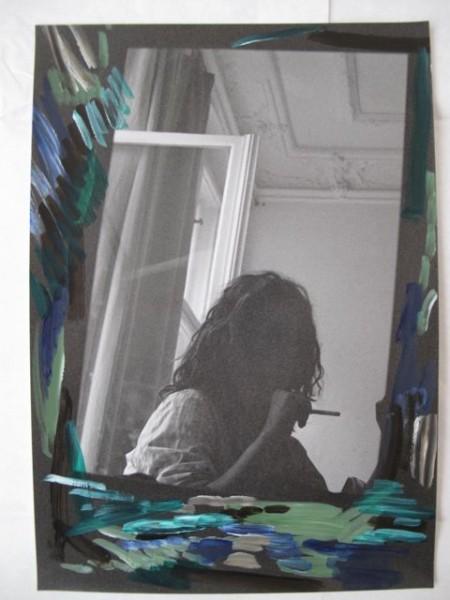 Amelie von Wulffen. Bitte keine heiße Asche einfüllen, 2010 Küntlerbuch