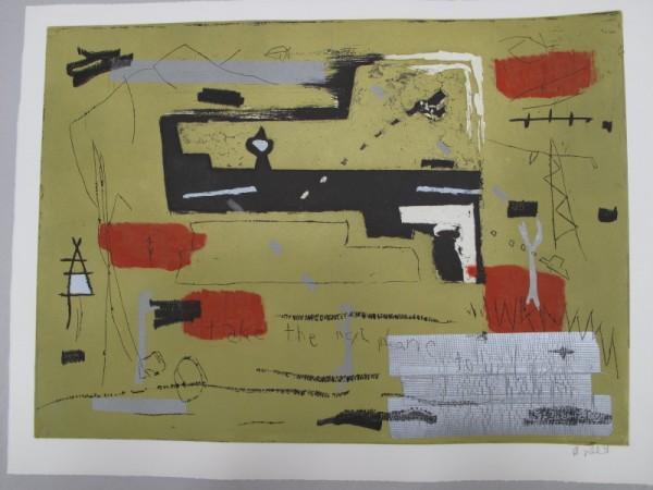 Tjoerg Douglas Beer. Mañana/Resistence, 2006 (A6)