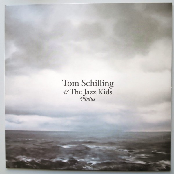 Gerhard Richter. Schallplatte Tom Schilling & The Jazz Kids ‎– Vilnius